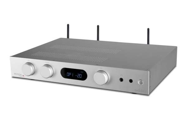 Audiolab 6000A Play Aluminum Silver