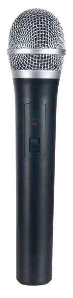 SkyTec STM4 Handheld UHF Mikrofon Ersatz für STM-Serie