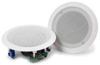 Power Dynamics CSBT60 aktives Einbaulautsprecher Set mit Bluetooth
