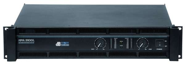 dB Technologies HPA 3100L Endstufe Amplifier