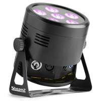 BeamZ Professional BBP66 Akku Par Uplighting