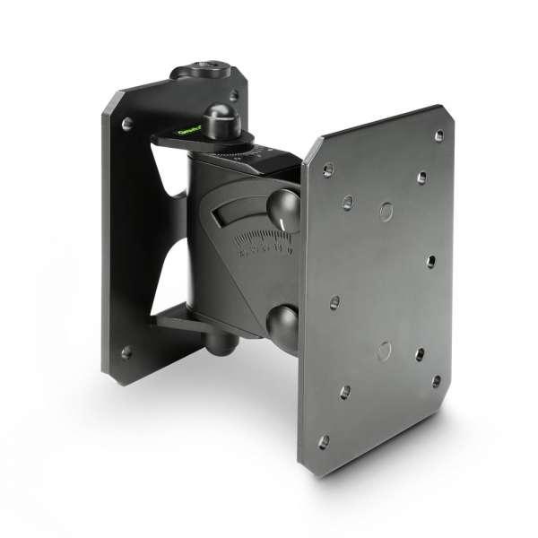 Gravity SP WMBS 20 B Neig- und schwenkbare Wandhalterung für Boxen bis 20 kg, schwarz