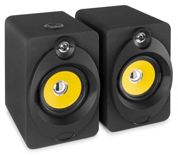 Vonyx XP50 aktiv Studio Monitor Set mit Bluetooth und USB