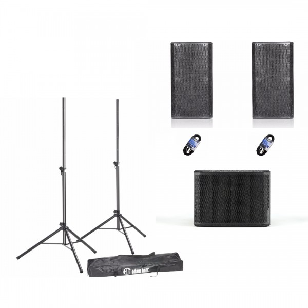dB Technologies OPERA 12 Entertainer Set PRO