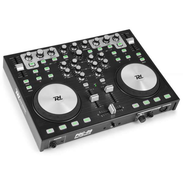 Power Dynamics PDC09 MIDI Controller mit Soundkarte