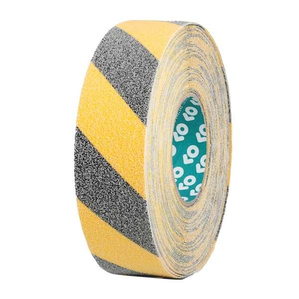 Advance Tapes Antirutschband schwarz/gelb 50mm x 18m