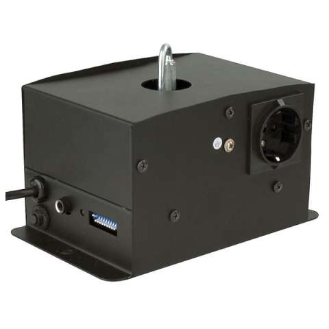 Showtec Mirrorball Motor DMX 2 channelfor mirrorballs until 50cm