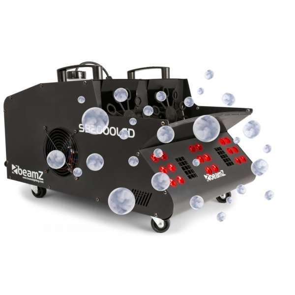 BeamZ SB2000LED Smoke & Bubble Machine RGB LEDs