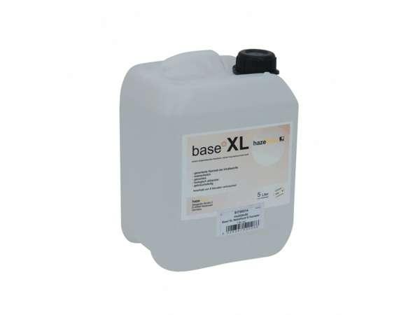 HAZEBASE base*XL, extrem lang anhaltendes Nebelfluid, 5-Ltr.-Kanister
