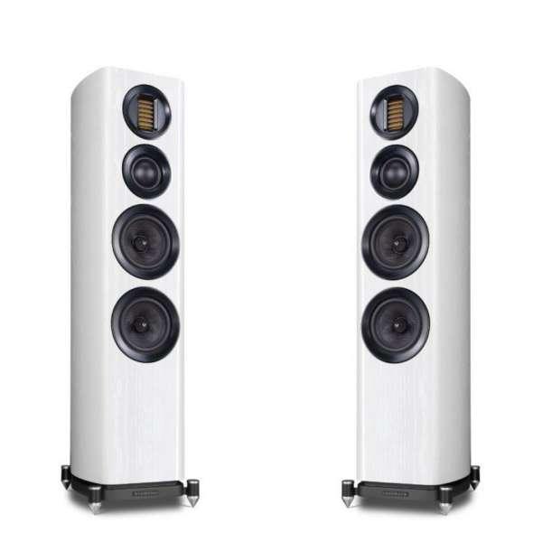 Wharfedale EVO 4.3 3-Wege Lautsprecher White Oak