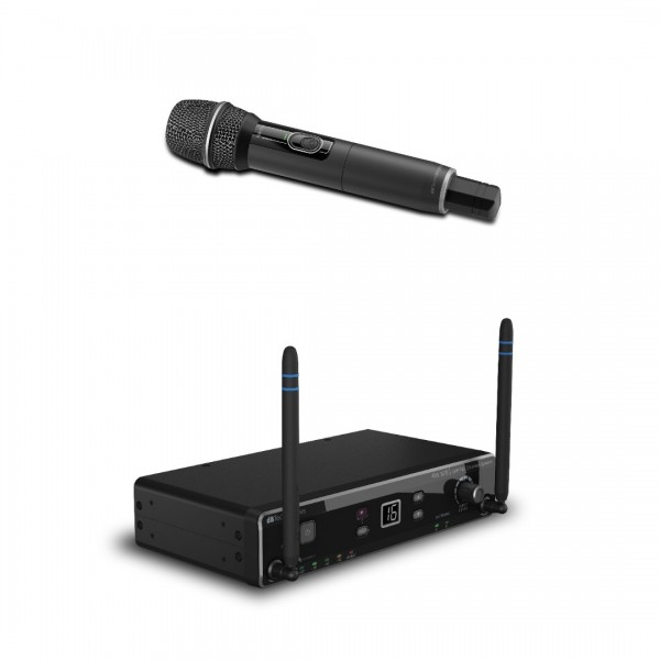 dB Technologies RW16 MS Wireless Vocal Set mit Handsender 823-832 MHz UHF
