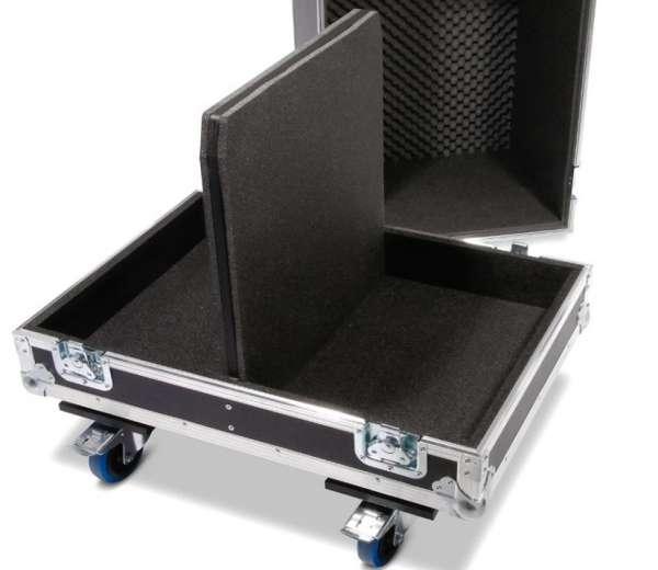 Haubencase für 2x dB Technologies DVX DM15