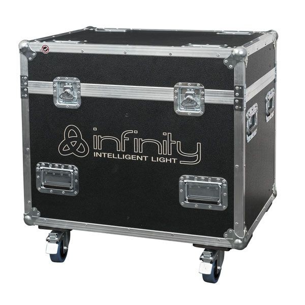 DAP-Audio Case für 2x Infinity iS-250 Premium Line