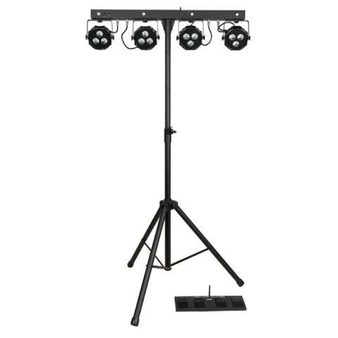 Showtec Compact Power Lichtset RGB-UV