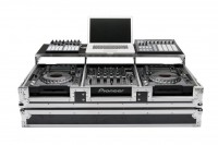 Magma Multi Format Player & Mixer Workstation für Denon DJ Prime Set