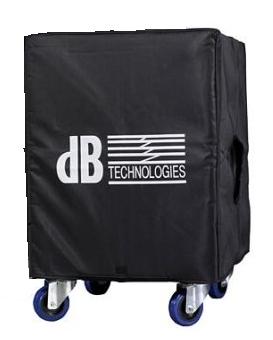 dB Technologies TC09S Transportschutzhülle DVA S09