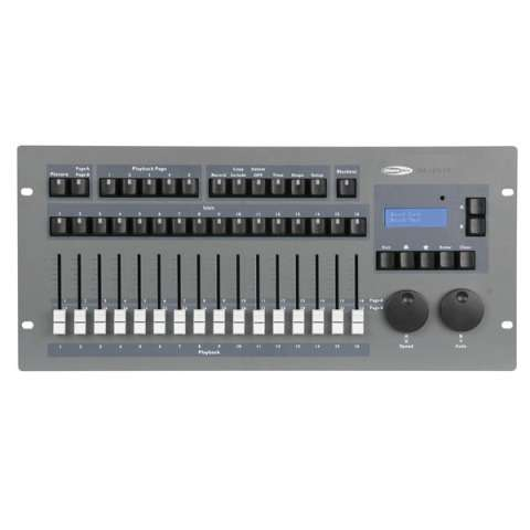 SHOWTEC SM-16/2 FX, 32 Channel Lightingdesk