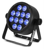 BeamZ Professional BAC304 ProPar Alu mit 12x8W RGBW LEDs
