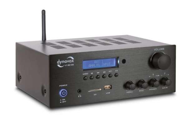 Dynavox Stereo-Verst. VT-80 MK schwarz