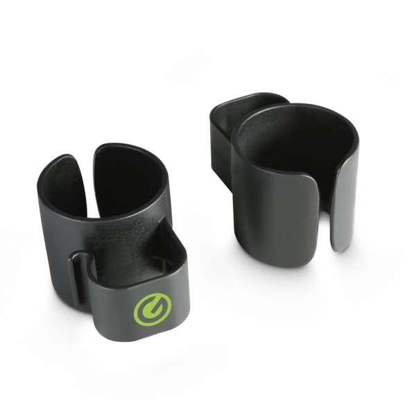 Gravity SA CC 35 B - Kabelklemmen für Lautsprecherstative 10er Pack